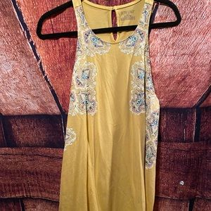 Jasmine & Ginger Sleeveless Floral nightgown